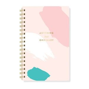Anything But Ordinary Notebook